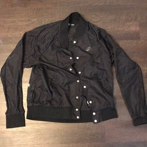 Nike SB black bomber jacket limited edition